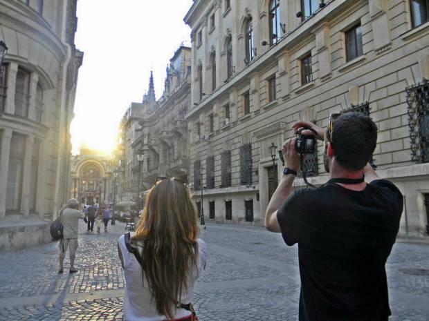 Poza Bucharest Independent City Walks