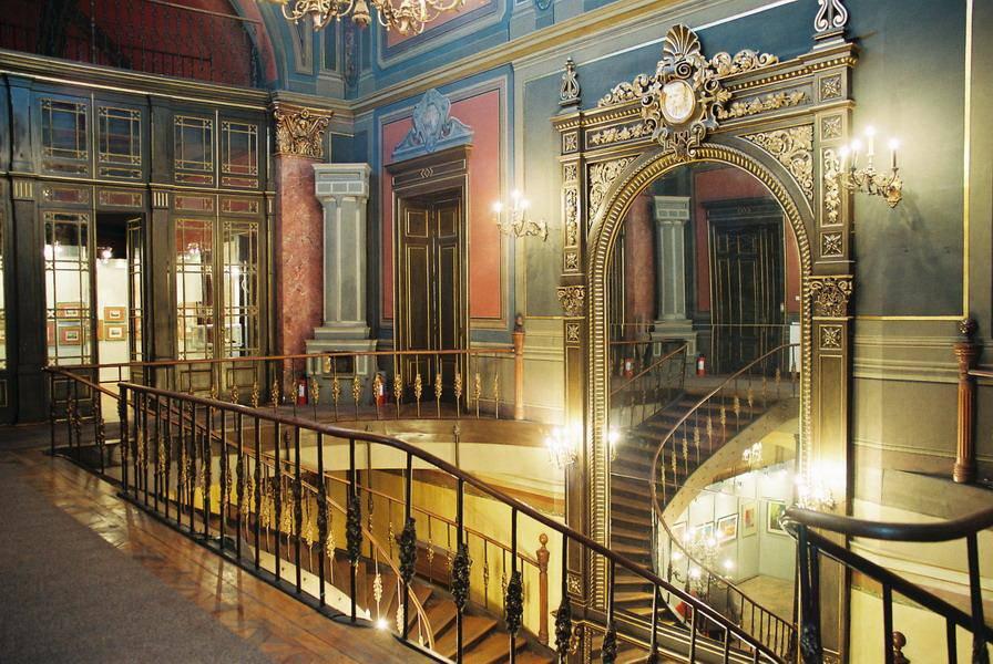 Poza Sutu Palace (Palatul Sutu)