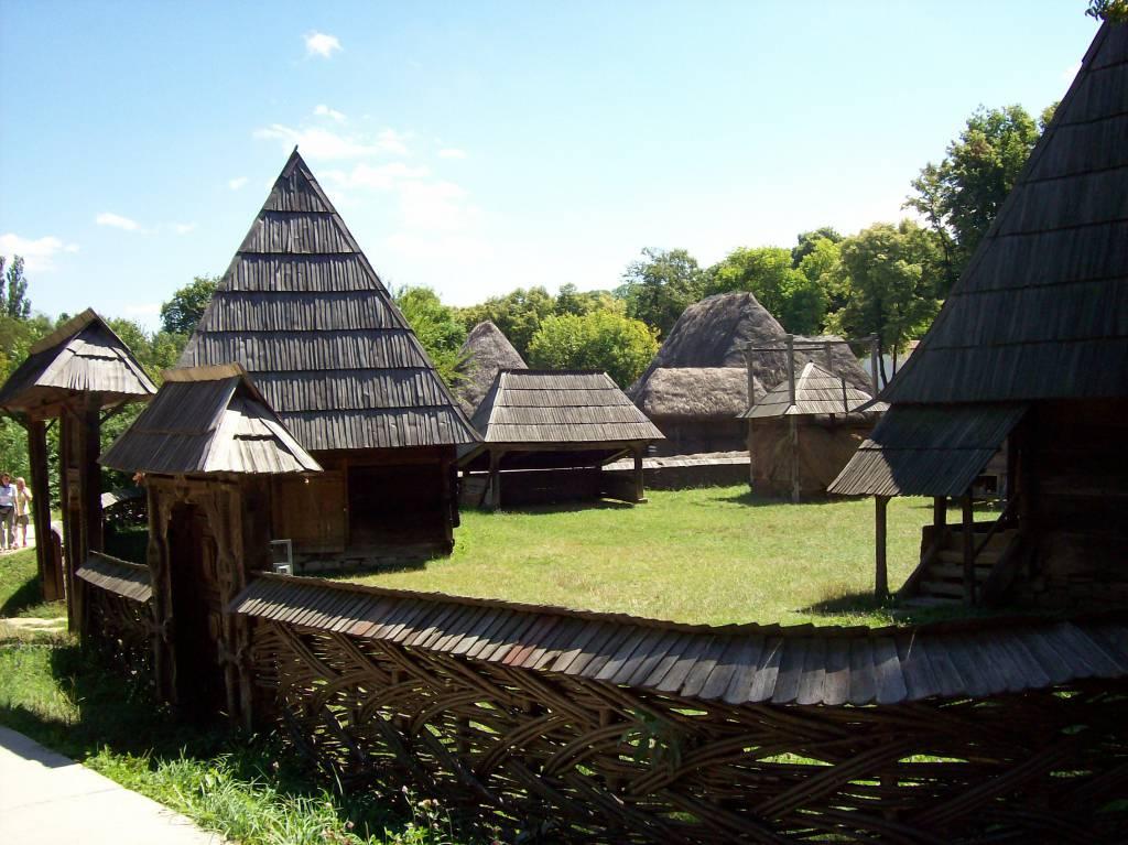 Poza Village Museum (Muzeul Satului)